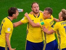 Aanvallend Zweden pakt groepszege, ook Mexico door