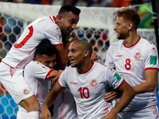 Tunesië redt de eer tegen Panama