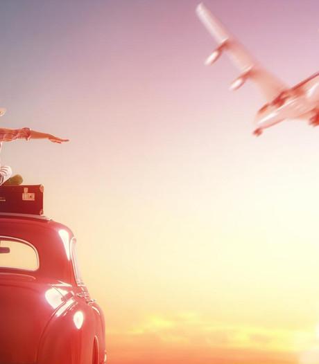 We gaan op vakantie: vliegen of rijden?
