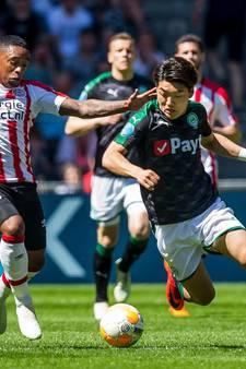 PSV stelt teleur in laatste duel van het seizoen