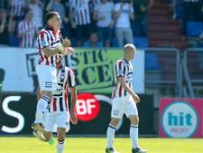 Willem II vermaakt publiek, maar vergeet te winnen