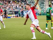 Debutant FC Emmen stunt met zege bij ADO Den Haag