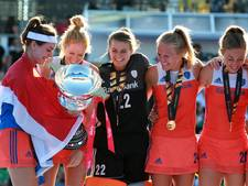 Oppermachtig Oranje prolongeert wereldtitel