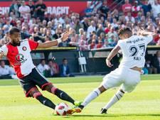 NAC laat Van Persie uitgroeien tot man van de wedstrijd